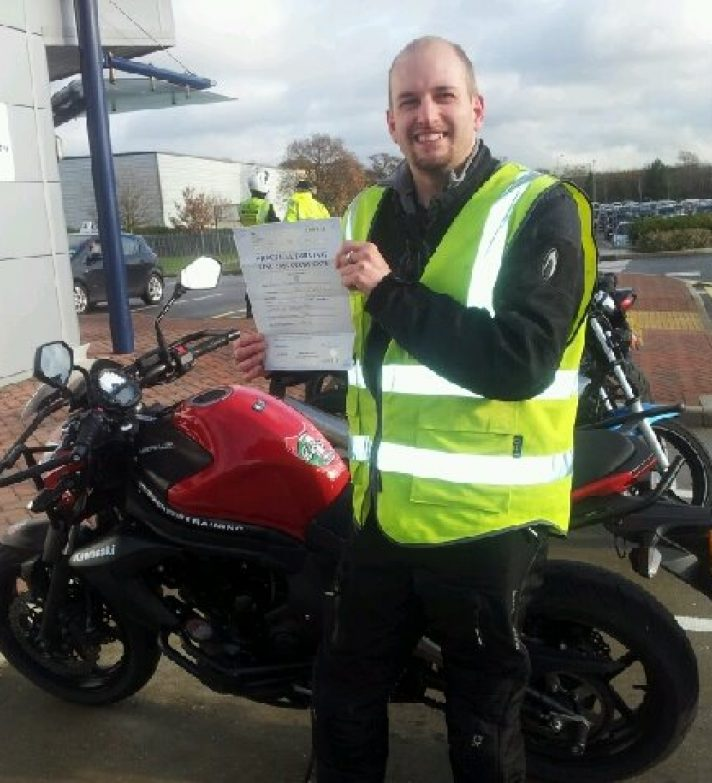 Wow what a week another first time pass for Jon